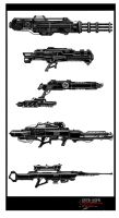 More concept weapons by MAKS-23