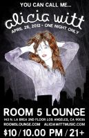 Alicia Witt at Room 5 by meeko