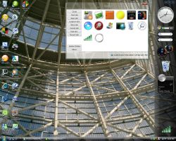 Vista Sidebar v1.7.7 For xp by Thoosje