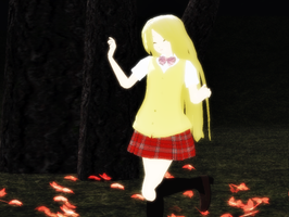 Sigam as brabuletas![PlayerBarbie - Fatal Frame 2] by amandabs28