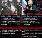 Putin Hitler Crimea - History repeading itself by Saint-Tepes