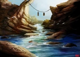 Up River by kovah