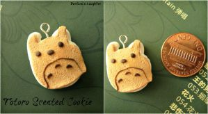 Totoro Scented Cookie by XXSaturnNinjaSGXX