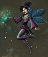 Pixie Power! by SirTiefling
