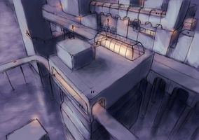 Perspective practice by Uunimod