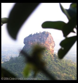 Sigiriya 1 by Chinsen