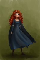 Merida by Atlantistel
