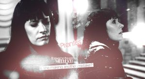 SSA Emily Prentiss wall by Anthony258