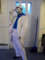Francoeur Cosplay by Donotquestionme