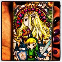 Legend Of Zelda Iphone Case by animaniatic
