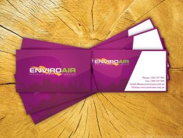 Enviroair v.card by syedmaaz