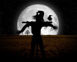 Scarecrow by WitchicusRex