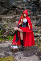 Red riding hood by Nastarelie