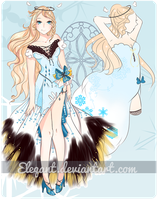 Adopts- AUCTION Snow Angel! {CLOSED} by Eleqant