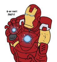 A Perfect Iron Man Without Any Flaws WHATSOEVER by Agent-Jin