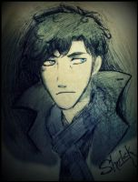 My attempt at Sherlock by MagnusRayne