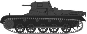 Panzer 1 Ausf. B by billy2345