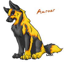 Auroar by 0okamiseishin