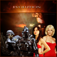Evolution of the Cylon by PZNS