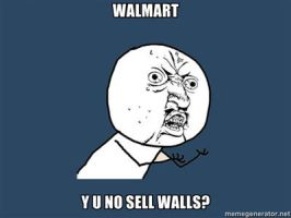 Y U NO Walmart by ShyGuy101
