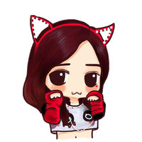 Tiffany snsd ''I Got A Boy'' Chibi (png) by cnblueeeex33