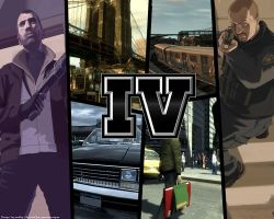 Grand Theft Auto IV by neoleg