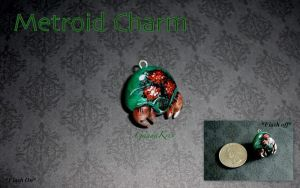 Metroid Charm by GandaKris
