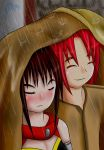[OC-7GSs] Lily and Alex under the rain by moonmute