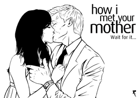 How I Met Your Mother by Tikay77