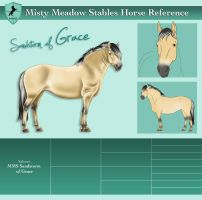 SOLD - MMS Sandstorm of Grace by AliceYung