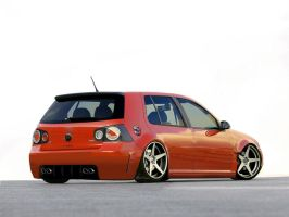 GolF GT by jeandesigner