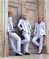 Vampire Knight Cosplay Group by nikita666
