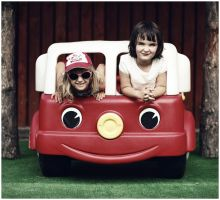 Smiling car by freemax