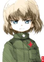 Katyusha Color Final by pwnagepancakes