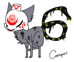 Compass by deergf