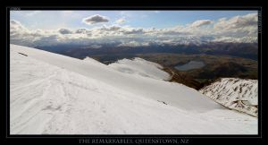 The Remarkables, Ski Resort by eehan