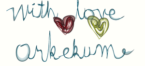 With love from me... by Orkekum