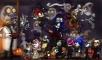 .:CONTEST:. Happy Halloween by SonicFF