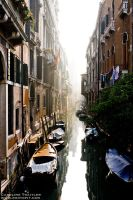 Venice in November by CaroFiresoul