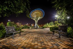 Tillie Kidd Fowler Memorial by 904PhotoPhactory