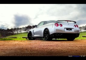 One fine GTR by RaynePhotography