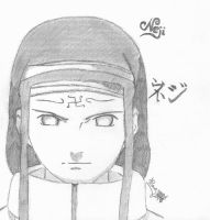 Neji-kun by Narua