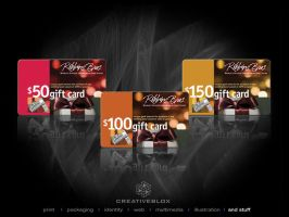 RobbinsBros_giftcards by creativeblox