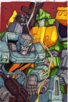 Kup and Springer Have Big Guns by Ha-HeePrime