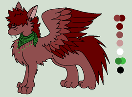 [Updated] Sefka Ref by constell8ion