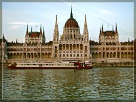 Parliament Building by maska13