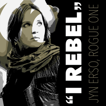 Jyn Erso - Rogue One: A Star Wars story id by BcLemon