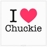 I Love Chuckie by HAZARDOS