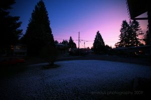dawn on the winter sky by Asinine-Arsenic