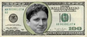 Kappa Dollar Bill by JanetAteHer